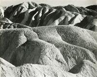 Death Valley, Edward Weston, 1938