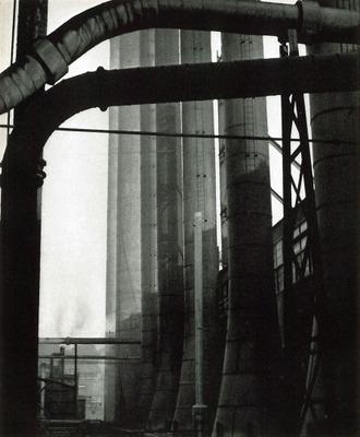 Armco, Ohio, Edward Weston, 1922