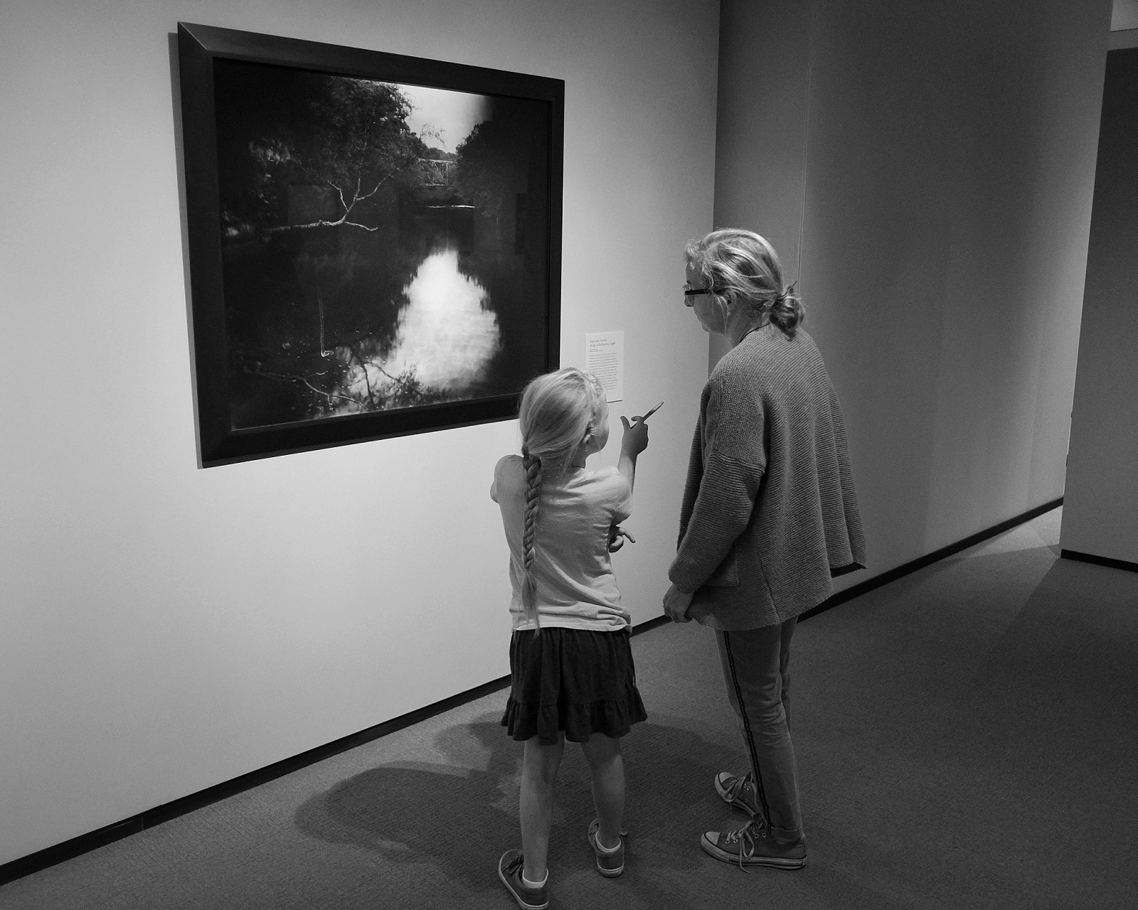 Sally Mann: A Thousand Crossings — The Land