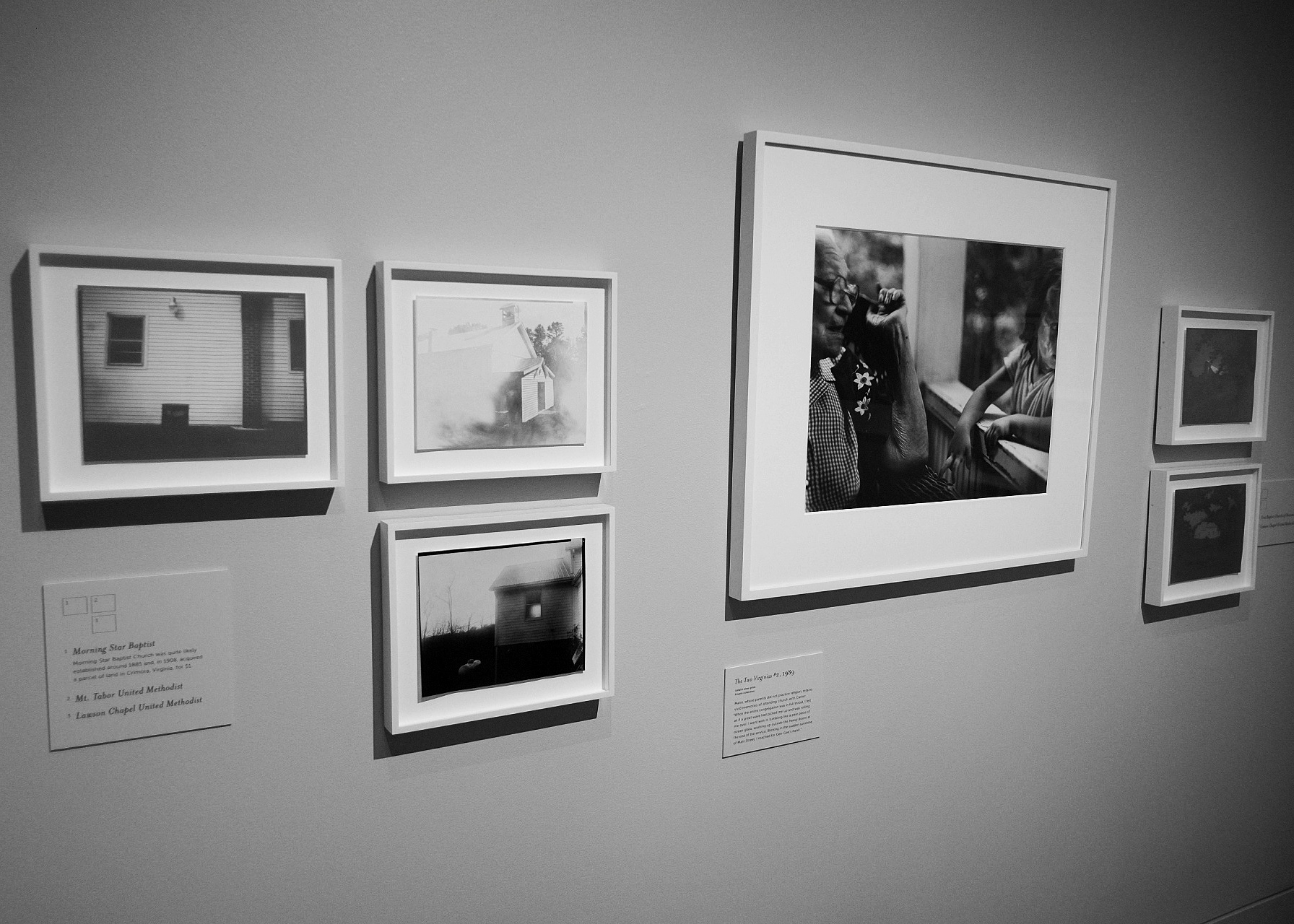 Sally Mann: A Thousand Crossings, Peabody Essex Museum