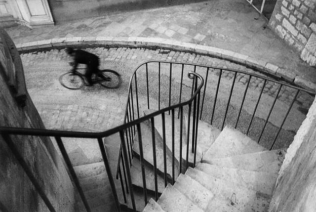 Henri Cartier-Bresson, Hyres, France