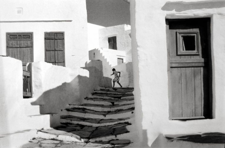 Henri Cartier-Bresson, Siphnos, Greece